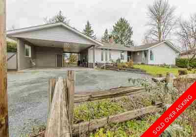 Chilliwack N Yale-Well House for sale:  5 bedroom 3,556 sq.ft. (Listed 2016-01-25)
