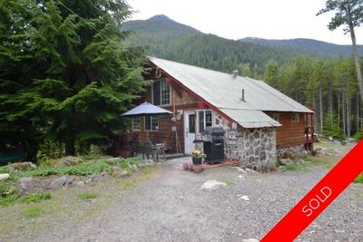 Chilliwack River Valley House for sale:  1 bedroom 1,115 sq.ft. (Listed 2014-01-27)