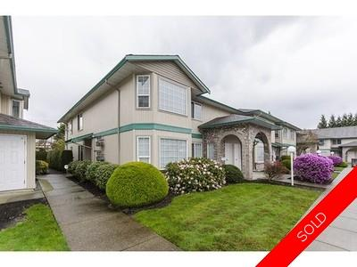 Chilliwack N Yale-Well Townhouse for sale:  2 bedroom 1,184 sq.ft. (Listed 2015-03-23)