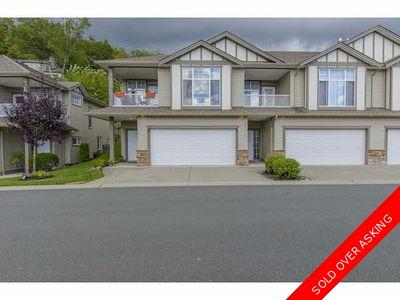 Chilliwack Mountain Townhouse for sale:  3 bedroom 1,560 sq.ft. (Listed 2015-09-08)